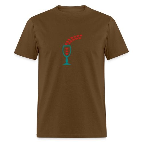Wino Tee - Men's T-Shirt