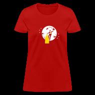 Women's T-Shirts ~ Women's T-Shirt ~ [dreamkongnc]