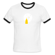 T-Shirts ~ Men's Ringer T-Shirt ~ [dreamkongnc]