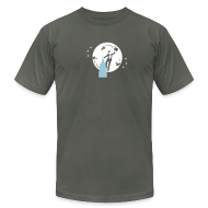 T-Shirts ~ Men's T-Shirt by American Apparel ~ [dreamkongnc]