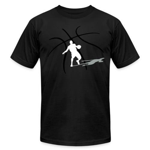 BALLER - Men's Fine Jersey T-Shirt