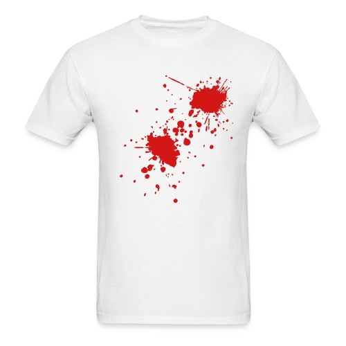 Bloody Mess - Men's T-Shirt