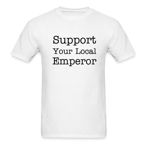 Local Emperor - Lightweight Tee - Men's T-Shirt