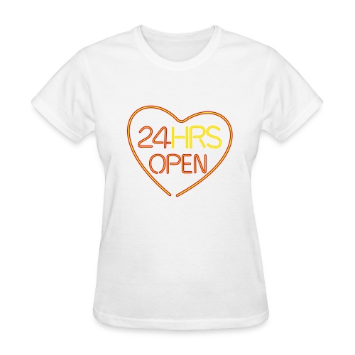 24 HRS - Women's T-Shirt