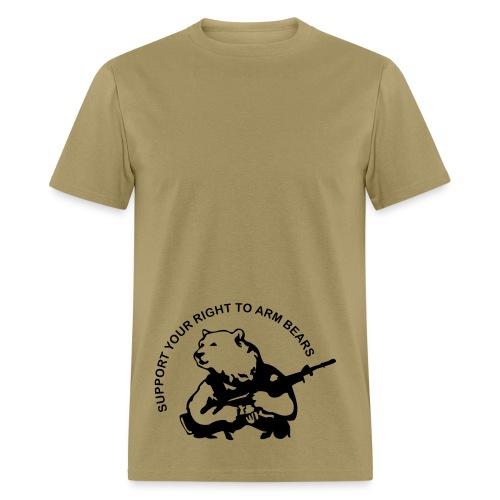 support bears - Men's T-Shirt