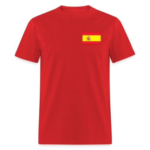 Spain Soccer - Men's T-Shirt