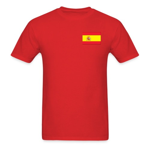 Spain Soccer - Men's T-Shirt