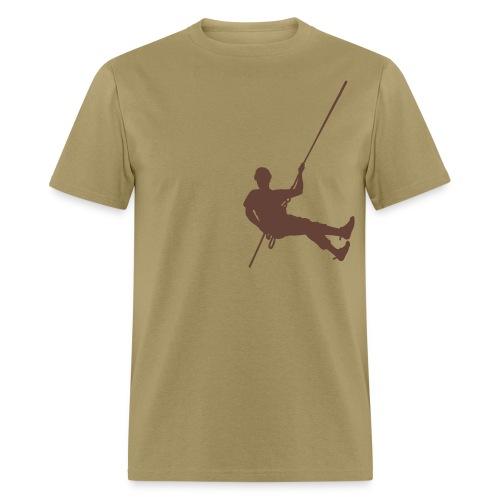 (on) rappel - MLW - Men's T-Shirt
