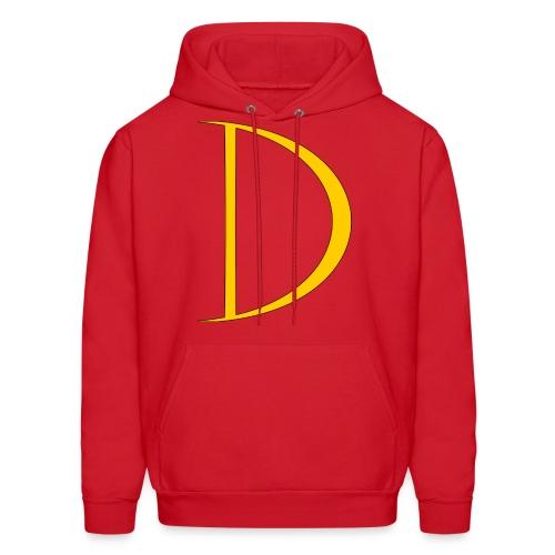 Captain Dynamo Uniform Hoodie - Men's Hoodie