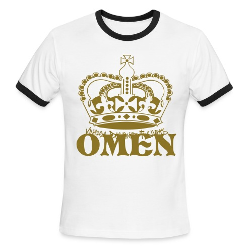 Omen - Men's Ringer T-Shirt