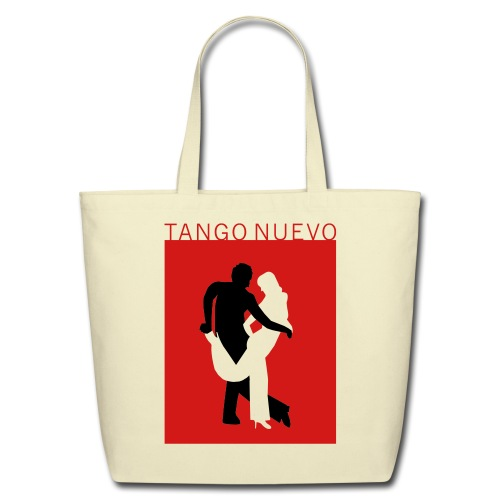 Tango Nuevo Tote - Eco-Friendly Cotton Tote