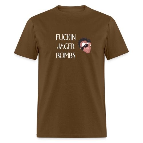 JAGER BOMBS!! - Men's T-Shirt