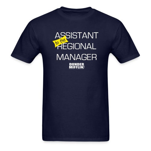 Assistant Regional Manager - Men's T-Shirt