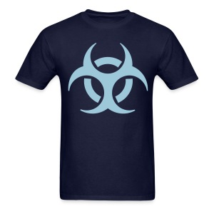 King Fly Signature Series Symbol Navy - Men's T-Shirt