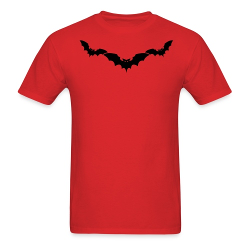 Scary Bat T shirt - Men's T-Shirt