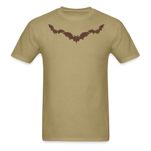 Scary Bat T shirt - Men's T-Shirt