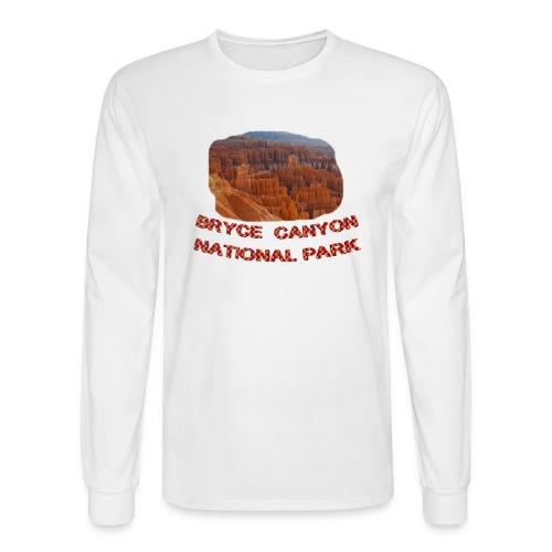 Bryce Canyon National Park - Men's Long Sleeve T-Shirt