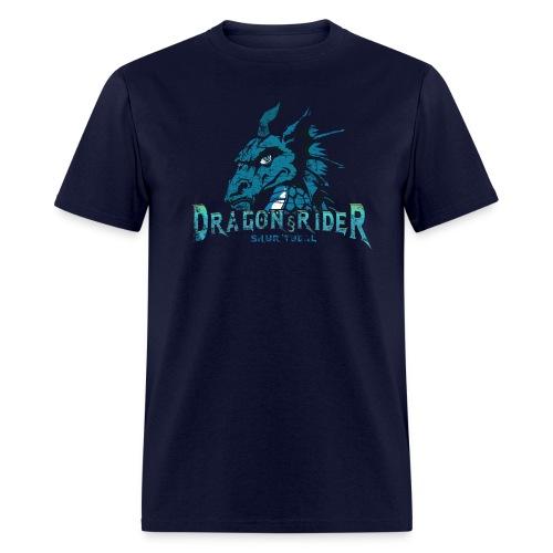 SAPHIRA DRAGON RIDER Shurtugal Vintage - Men's T-Shirt