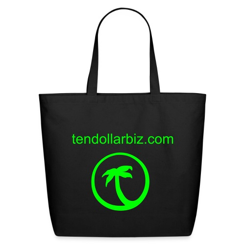 Natural Cotton Tote - Eco-Friendly Cotton Tote