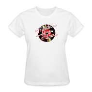 T-Shirts ~ Women's T-Shirt ~ AUSTIN HOT WAX JUNGLE JULIA T-SHIRT Women Lightweight