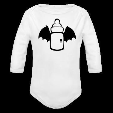 White milk vampire Baby Body