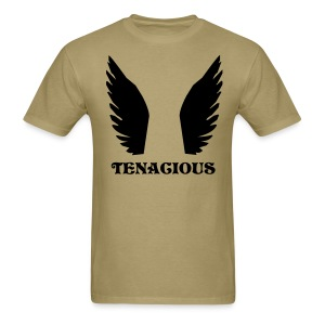 TENACIOUS WINGS  - Men's T-Shirt