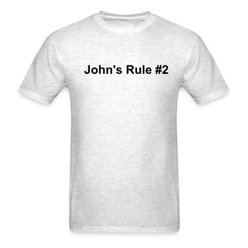 John Logic 1 - Men's T-Shirt