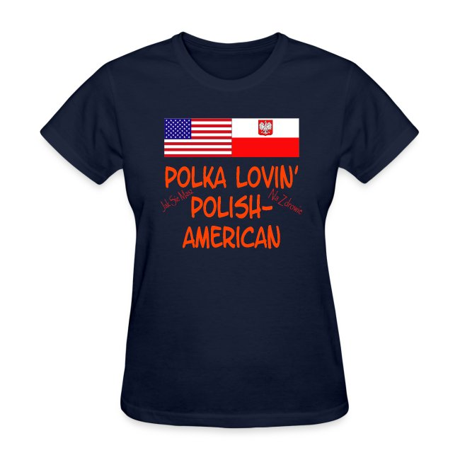 POLKA LOVIN' - POLISH AMERICAN