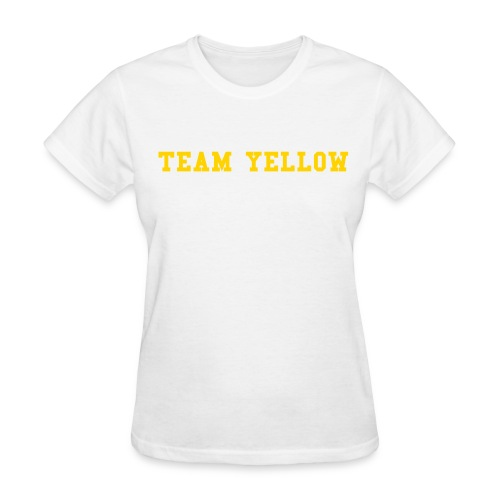 Team Yellow - Women's T-Shirt