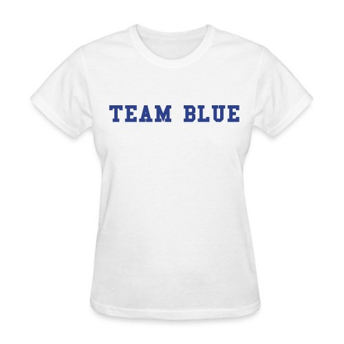 Team Blue - Women's T-Shirt