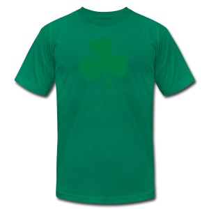 Irish Roots. - Men's T-Shirt by American Apparel