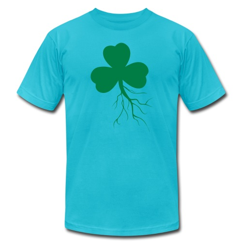 Irish Roots. - Men's  Jersey T-Shirt
