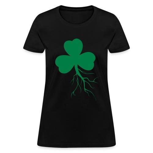 Irish Roots. - Women's T-Shirt