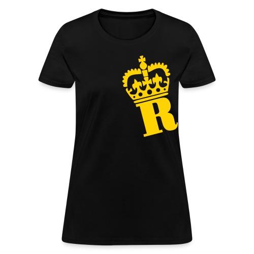 Royal Wear Womens T-Shirt - Women's T-Shirt