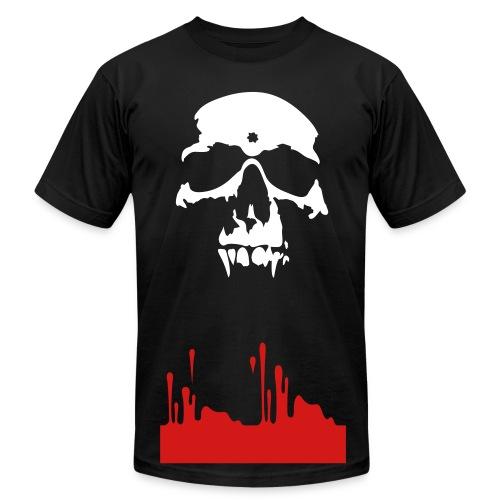 Generic Bloody Skull - Men's  Jersey T-Shirt