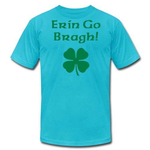 Erin Go Bragh! 4-Leaf Clover. - Men's  Jersey T-Shirt