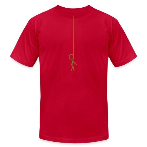 Hangman (AA Brand) - Men's Fine Jersey T-Shirt