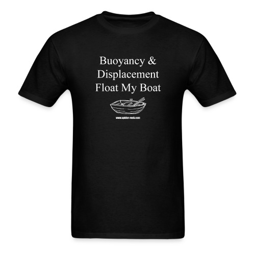 Buoyancy - Men's T-Shirt