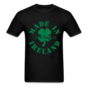 Made In Ireland. - Men's T-Shirt