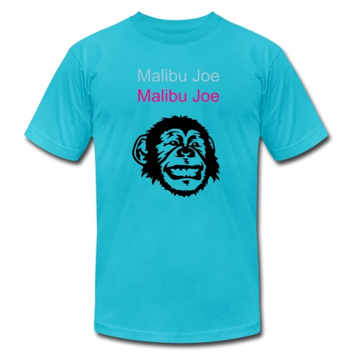 Malibu Joe Retro Tee - Men's Fine Jersey T-Shirt