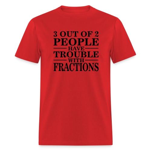 Fraction T T-Shirt - Men's T-Shirt
