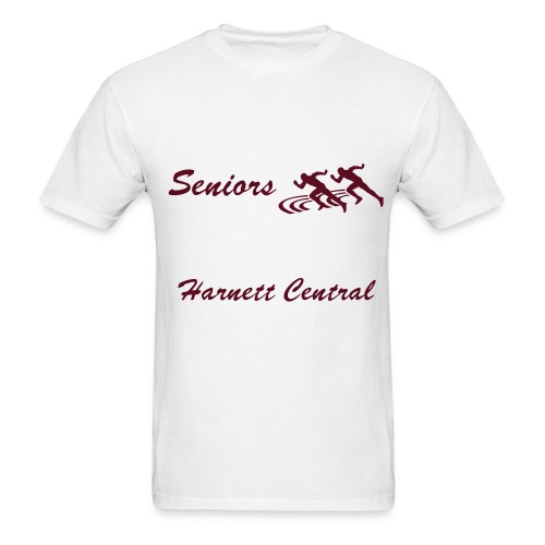 Harnett Central Senior Shirt 09 - Men's T-Shirt