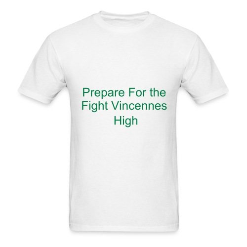 Lincoln Sportscast Fight Song - Men's T-Shirt