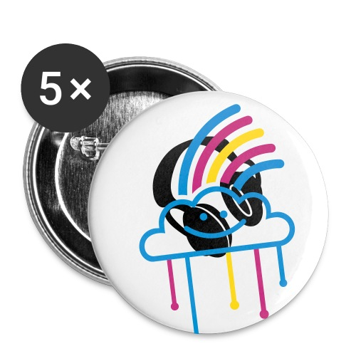 MIN WE BUTTON - Small Buttons