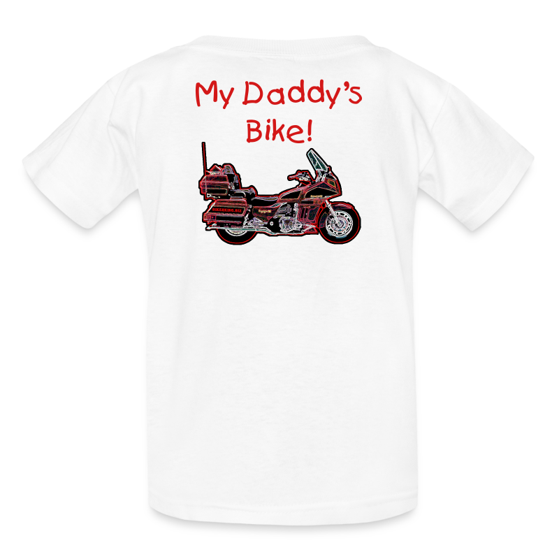 Children's T Voy White Custom - Kids' T-Shirt