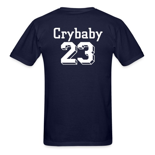 Lebron Crybaby Jersey Tee - Men's T-Shirt