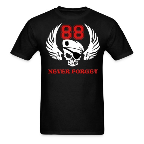 88- Never Forget - Men's T-Shirt