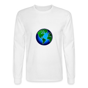 NURSE OF THE UNIVERSE.COM - Men's Long Sleeve T-Shirt
