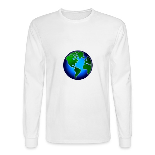 NURSE OF THE UNIVERSE.COM - Men's Long Sleeve T-Shirt