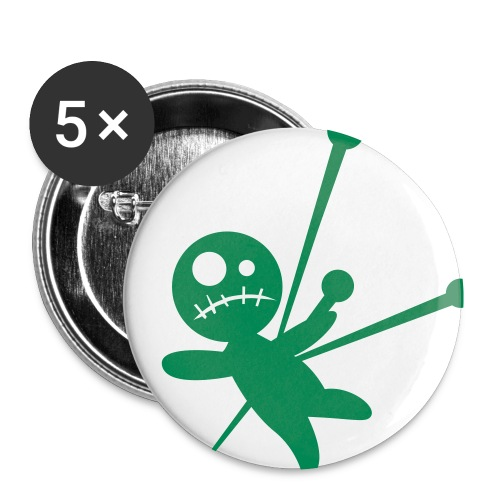 stabby stab buttons - Buttons small 1'' (5-pack)